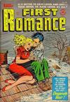 Cover for First Romance Magazine (Harvey, 1949 series) #30