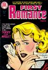 Cover for First Romance Magazine (Harvey, 1949 series) #31