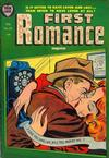Cover for First Romance Magazine (Harvey, 1949 series) #32