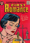 Cover for First Romance Magazine (Harvey, 1949 series) #34