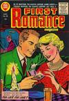 Cover for First Romance Magazine (Harvey, 1949 series) #35