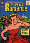 Cover for First Romance Magazine (Harvey, 1949 series) #39