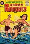 Cover for First Romance Magazine (Harvey, 1949 series) #40