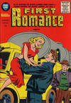 Cover for First Romance Magazine (Harvey, 1949 series) #41