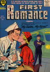 Cover for First Romance Magazine (Harvey, 1949 series) #42