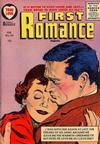 Cover for First Romance Magazine (Harvey, 1949 series) #44