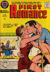 Cover for First Romance Magazine (Harvey, 1949 series) #47