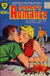 Cover for First Romance Magazine (Harvey, 1949 series) #48