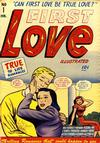 Cover for First Love Illustrated (Harvey, 1949 series) #1