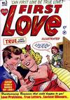 Cover for First Love Illustrated (Harvey, 1949 series) #3