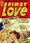 Cover for First Love Illustrated (Harvey, 1949 series) #4