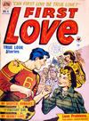 Cover for First Love Illustrated (Harvey, 1949 series) #6