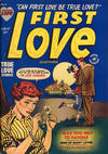 Cover for First Love Illustrated (Harvey, 1949 series) #8