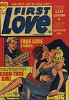 Cover for First Love Illustrated (Harvey, 1949 series) #16