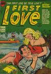 Cover for First Love Illustrated (Harvey, 1949 series) #24