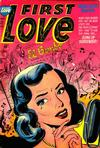 Cover for First Love Illustrated (Harvey, 1949 series) #32