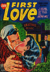 Cover for First Love Illustrated (Harvey, 1949 series) #35