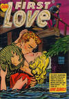 Cover for First Love Illustrated (Harvey, 1949 series) #36