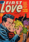Cover for First Love Illustrated (Harvey, 1949 series) #40