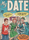 Cover for My Date Comics (Hillman, 1947 series) #v1#4