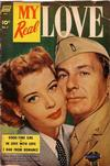 Cover for My Real Love (Pines, 1952 series) #5
