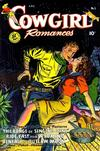 Cover for Cowgirl Romances (Fiction House, 1950 series) #1