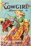 Cover for Cowgirl Romances (Fiction House, 1950 series) #6