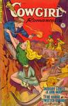 Cover for Cowgirl Romances (Fiction House, 1950 series) #7
