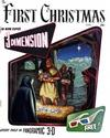 Cover for The First Christmas (Fiction House, 1953 series) #[nn]