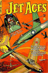 Cover for Jet Aces (Fiction House, 1952 series) #1