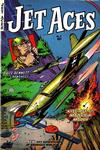 Cover for Jet Aces (Fiction House, 1952 series) #2