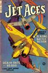 Cover for Jet Aces (Fiction House, 1952 series) #4