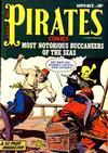 Cover for Pirates Comics (Hillman, 1950 series) #v1#4