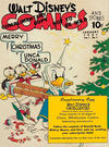 Cover for Walt Disney's Comics and Stories (Dell, 1940 series) #v1#4 [4] (Complimentary Copy)