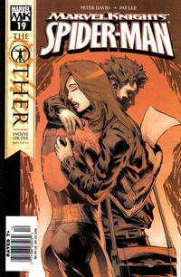 Cover Thumbnail for Marvel Knights Spider-Man (Marvel, 2004 series) #19 [Newsstand]