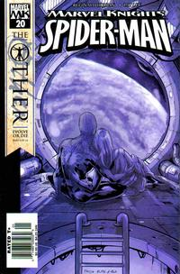 Cover Thumbnail for Marvel Knights Spider-Man (Marvel, 2004 series) #20 [Newsstand]