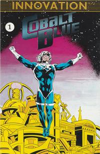 Cover Thumbnail for Cobalt Blue (Innovation, 1989 series) #1