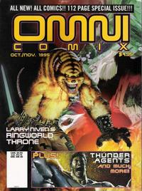Cover Thumbnail for Omni Comix (Penthouse, 1995 series) #3