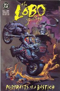 Cover Thumbnail for The Lobo Gallery: Portraits of a Bastich (DC, 1995 series) #1