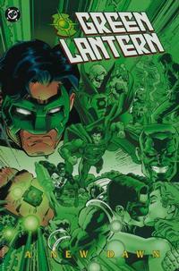 Cover Thumbnail for Green Lantern: A New Dawn (DC, 1998 series)