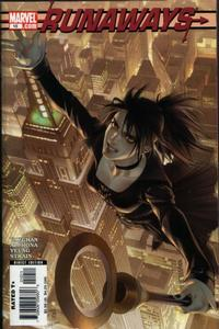 Cover Thumbnail for Runaways (Marvel, 2005 series) #10