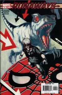 Cover Thumbnail for Runaways (Marvel, 2005 series) #11