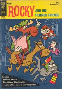 Cover Thumbnail for Rocky and His Fiendish Friends (Western, 1962 series) #5