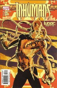 Cover Thumbnail for Inhumans (Marvel, 2003 series) #3