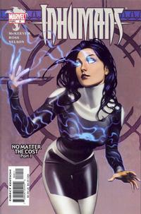 Cover Thumbnail for Inhumans (Marvel, 2003 series) #9