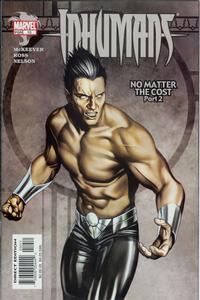 Cover Thumbnail for Inhumans (Marvel, 2003 series) #10