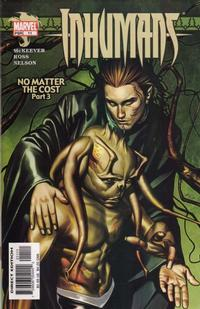 Cover Thumbnail for Inhumans (Marvel, 2003 series) #11