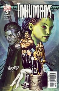 Cover Thumbnail for Inhumans (Marvel, 2003 series) #12