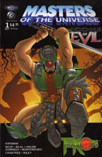 Cover Thumbnail for Masters of the Universe, Icons of Evil: Tri-Klops (CrossGen, 2003 series) #1