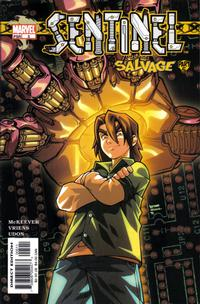 Cover Thumbnail for Sentinel (Marvel, 2003 series) #5